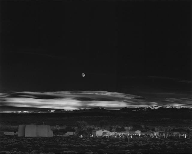 70多年前的一张风光摄影照,如今总价值已经超过一亿美元