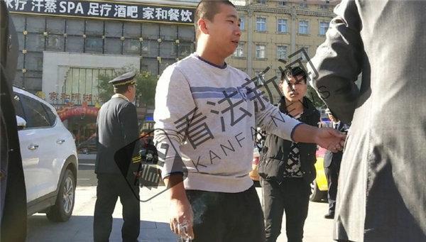 河北婚闹拦车强索900元 7名嫌疑人因敲诈勒索被抓