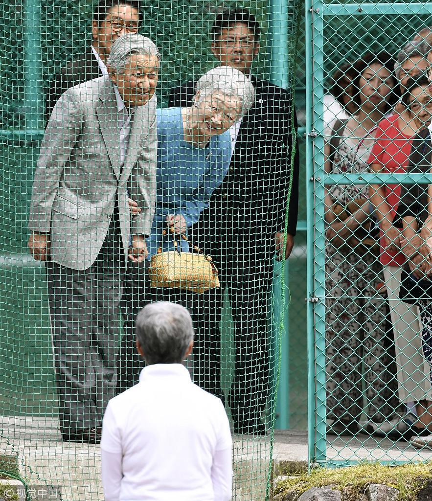 日本着手准备天皇退位典礼 皇太子将于明年继位