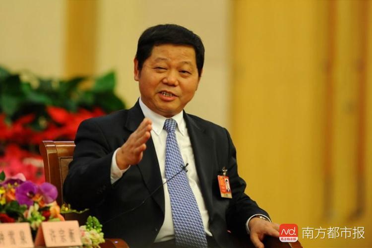 """深圳原市长许宗衡进入""""老赖""""黑名单,银行账户仅三千多元"""