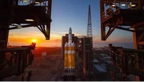 美国间谍卫星发射前7秒出现技术故障 发射取消