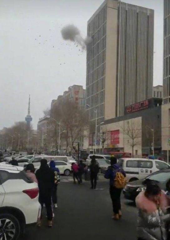 长春市万达广场爆炸已致1死 警方:初步勘查为刑事案件