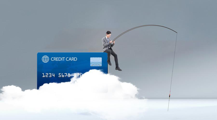 """""""代办""""信用卡,100%下卡?醒醒!小心被骗的血本无归……"""