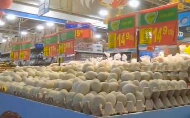 土鸡蛋遭央视315晚会曝光:化了妆的普通鸡蛋 卖出2-3倍价格