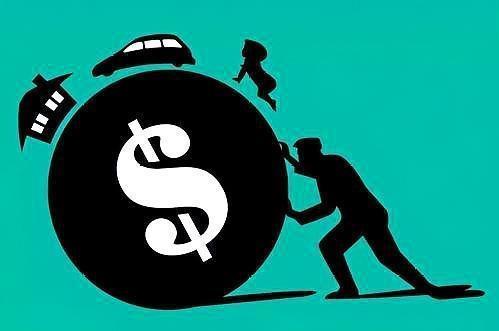 信用卡和网贷加起来负债百万,看看过来人的三个忠告