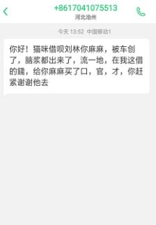 金蔷薇暴力催收编辑各种侮辱短信