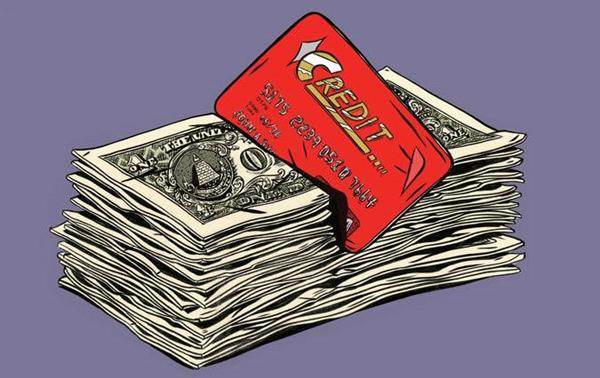 负债高申请哪家信用卡及如何申请?解决办法如下!