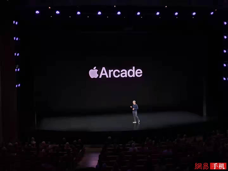 苹果正式推游戏订阅服务Arcade:包月4.99美元