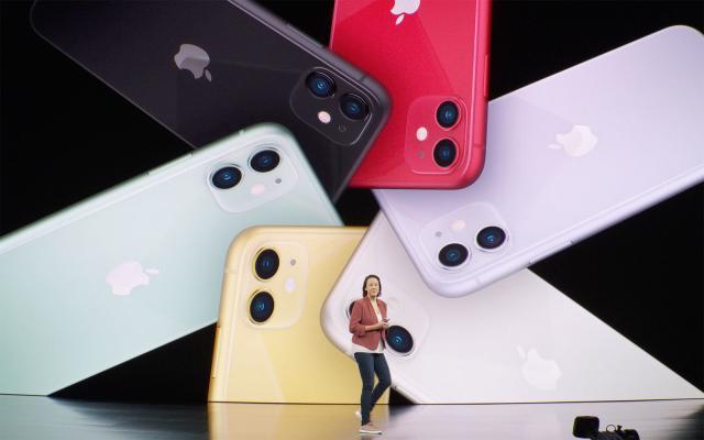 iPhone11来了:主打双镜头,6款机身配色,价格还算良心