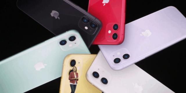 一文看懂iPhone11六大卖点:主打双镜头,价格比iPhoneXR便宜