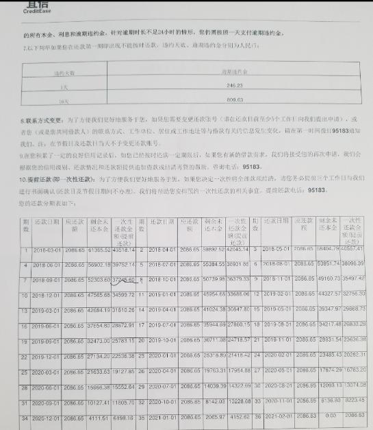 宜信普惠高利贷还威胁辱骂的催收