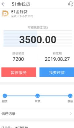 51公积金联合盈盈有钱违法放贷有高利贷