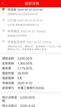 小红包app强制放款714高炮贷款