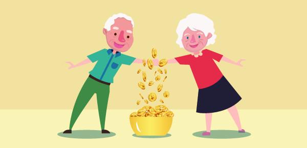 重磅消息!2020年养老金上涨多少?