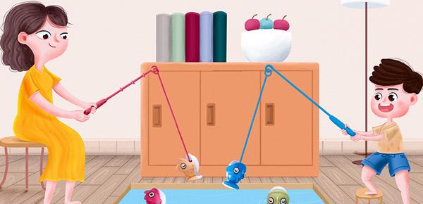 疫情宅家不敢出门?这些小孩室内运动玩具便宜又好玩!