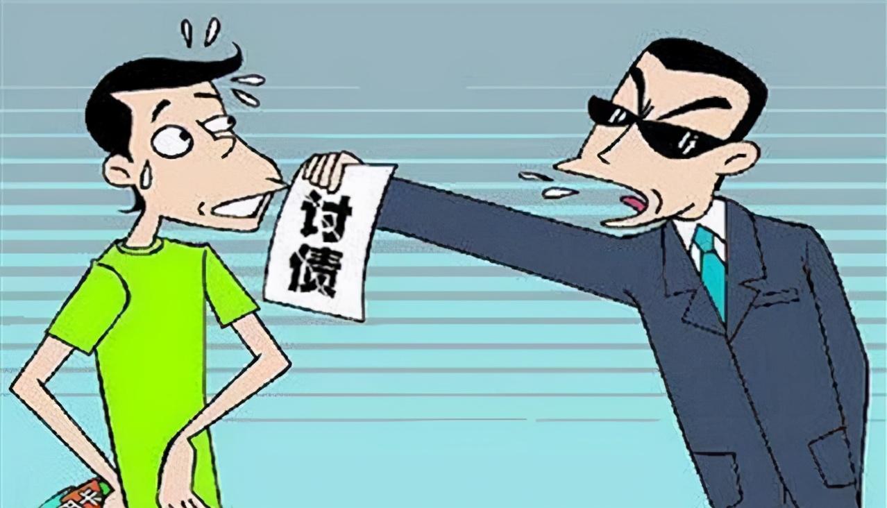 中国万亿催收市场,有甚者一年催回40亿,还手握400亿的欠条